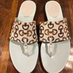 Gucci Senna Hors Bamboo MD/Lifford Sandals